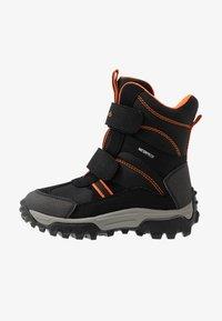 Geox - HIMALAYA BOY WPF - Snowboot/Winterstiefel - navy/orange - 1