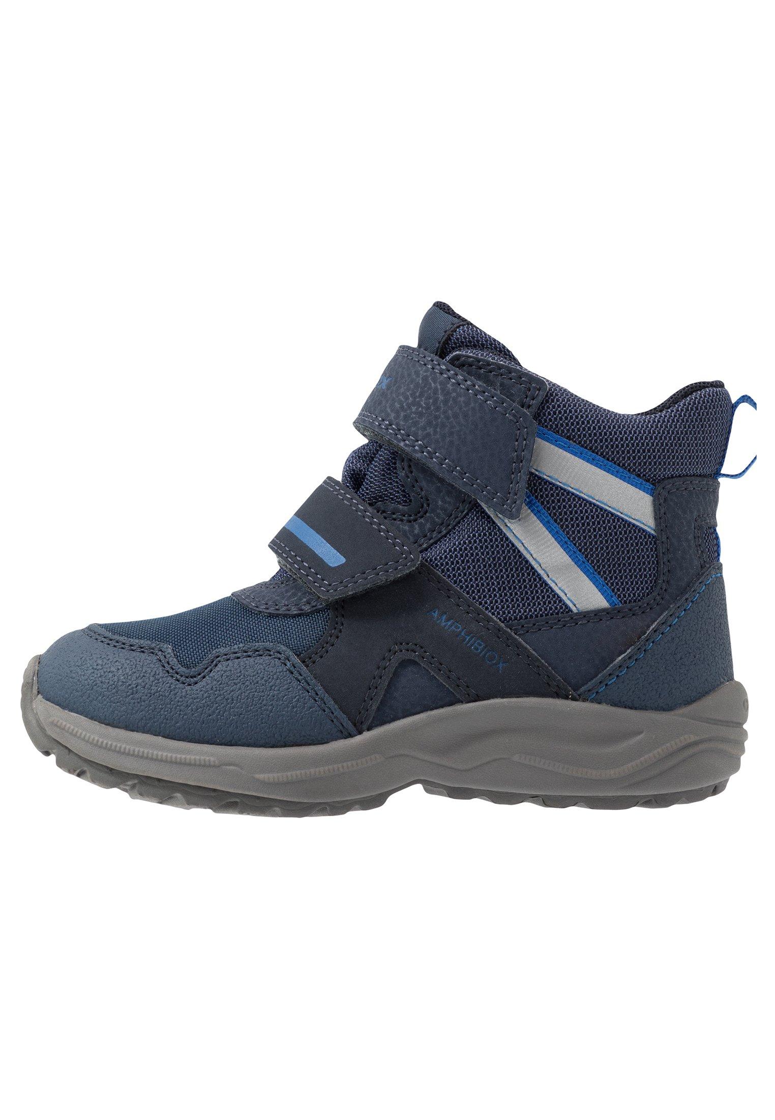KURAY BOY Winter boots navyroyal