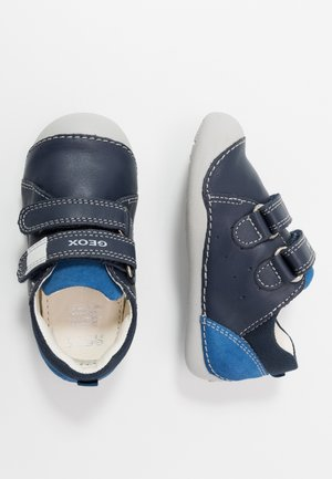 TUTIM - Touch-strap shoes - navy/royal