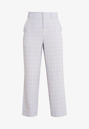 KIRSTELLE - Pantalon classique - light blue