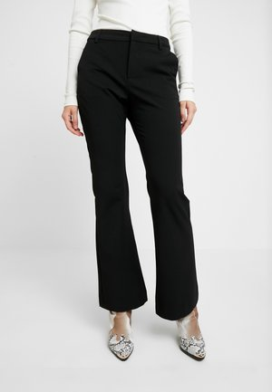 ESMA PANTS - Broek - black