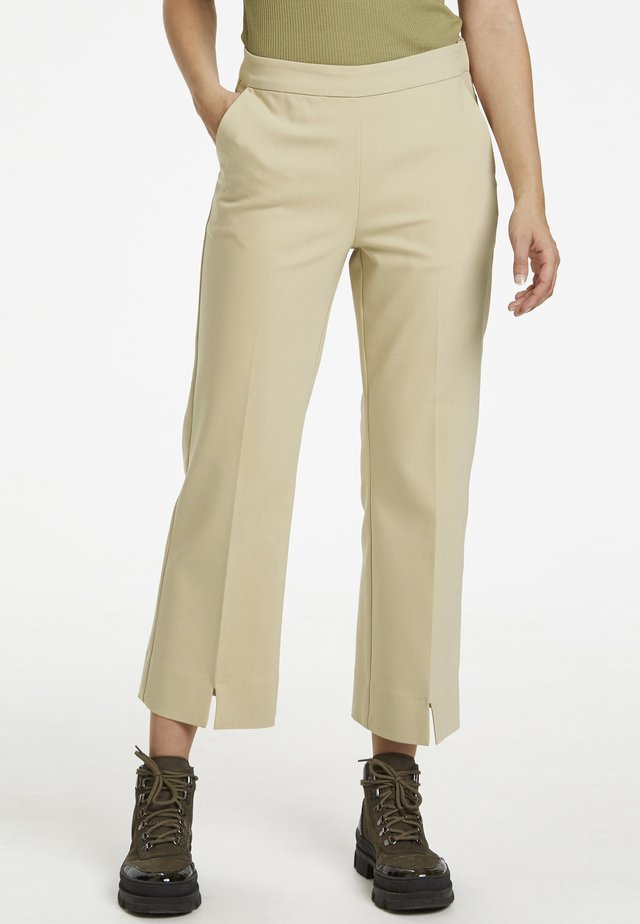 HAZALGZ  - Spodnie materiałowe - safari