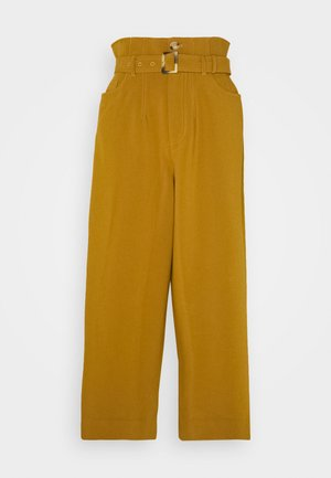 LYNNE PANTS - Pantaloni - tapenade