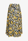 IRINA SKIRT - Maxi skirt - yellow