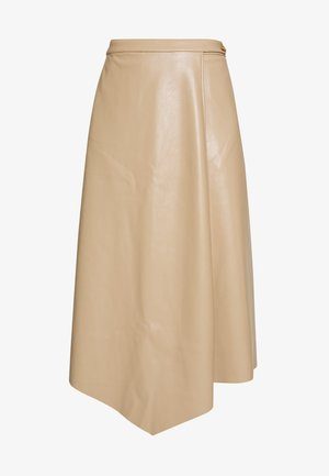 EVIE SKIRT - A-lijn rok - safari