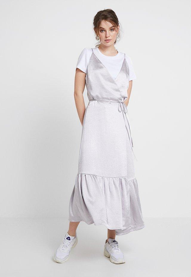 FABI DRESS - Maxi dress - purple