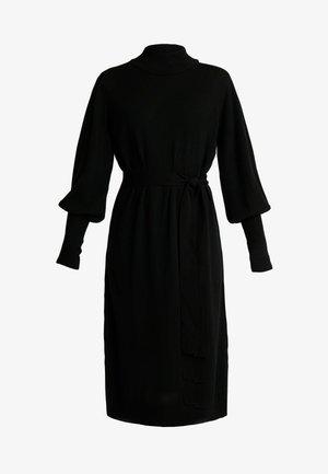 RIANGZ DRESS - Jumper dress - black