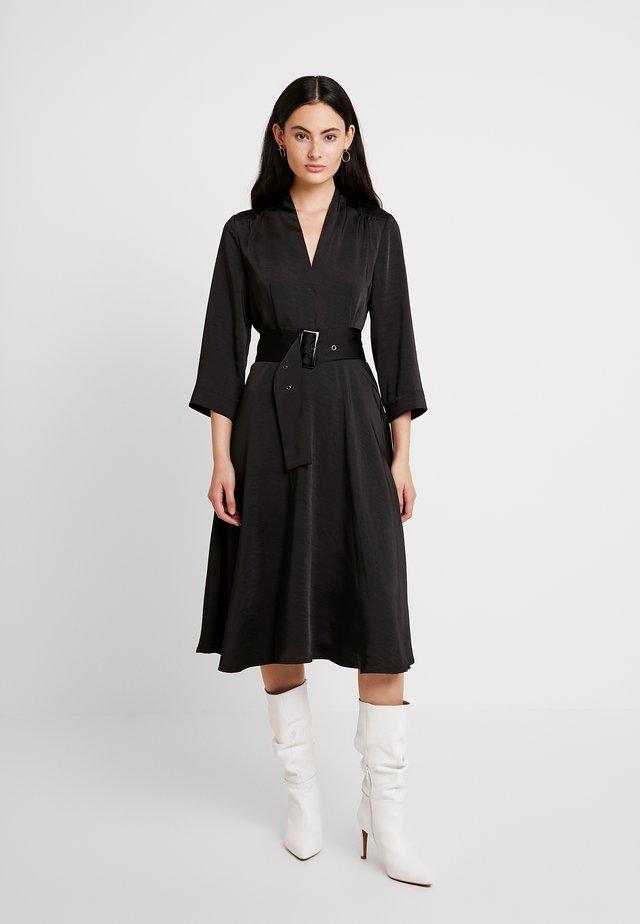 KAMRYN DRESS - Denní šaty - black