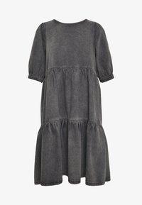 Gestuz - SAMMIGZ DRESS  - Dongerikjole - washed black - 5
