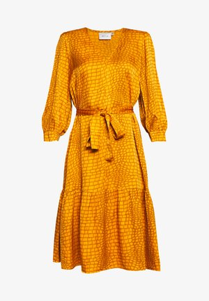 TABBY DRESS - Vestido informal - golden oak