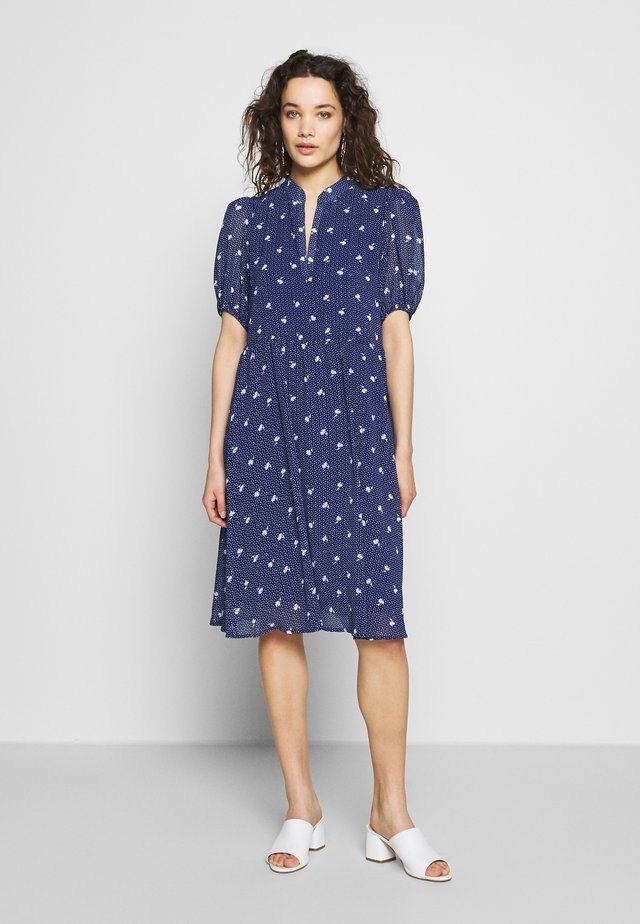 KAILAGZ DRESS - Day dress - navy