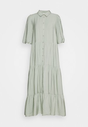 KIRITAGZ DRESS - Abito a camicia - pale green