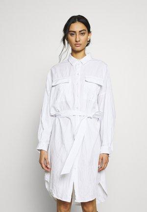 STALIA DRESS - Skjortekjole - bright white