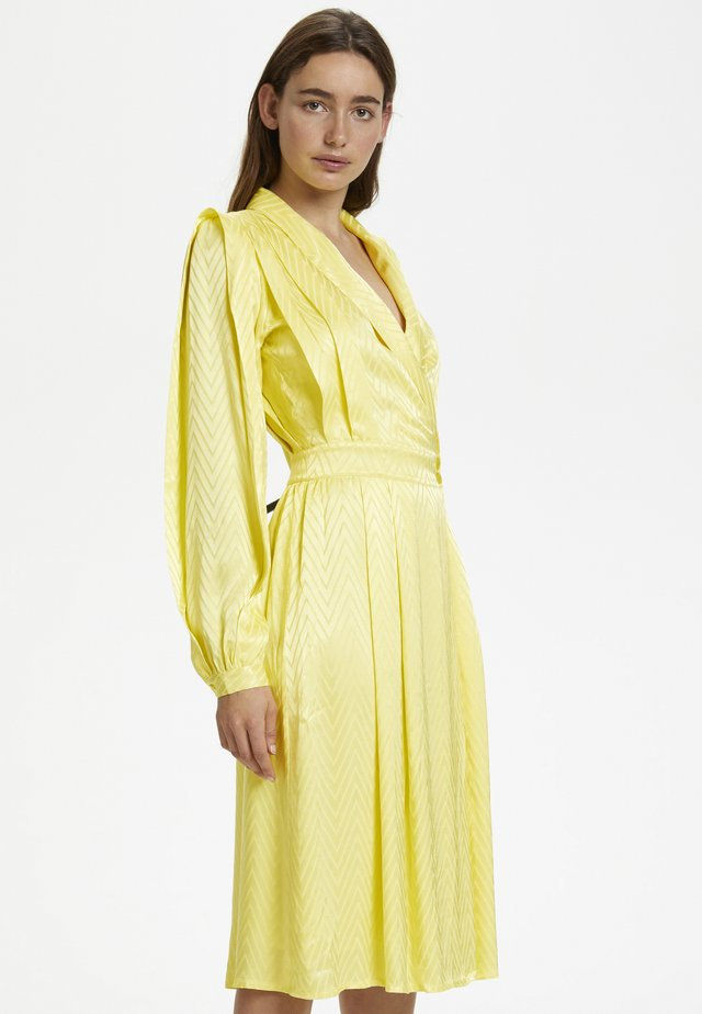 LYNNGZ  - Korte jurk - limelight