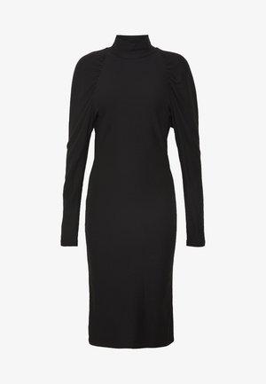RIFAGZ SLIM DRESS - Jersey dress - black