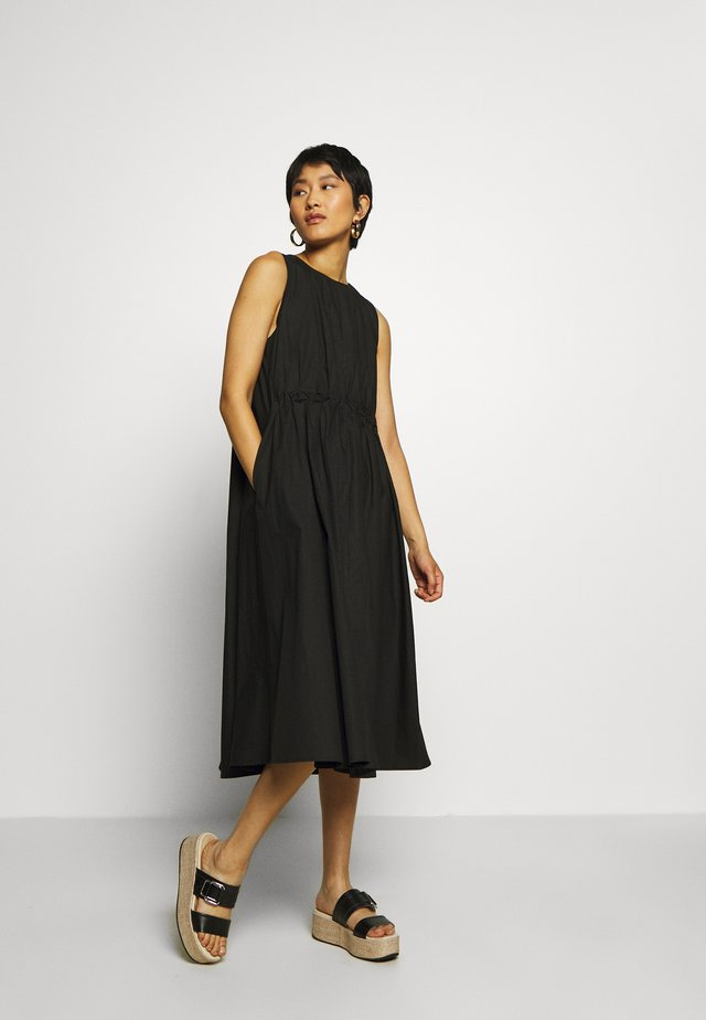 SORIGZ DRESS - Vardagsklänning - black