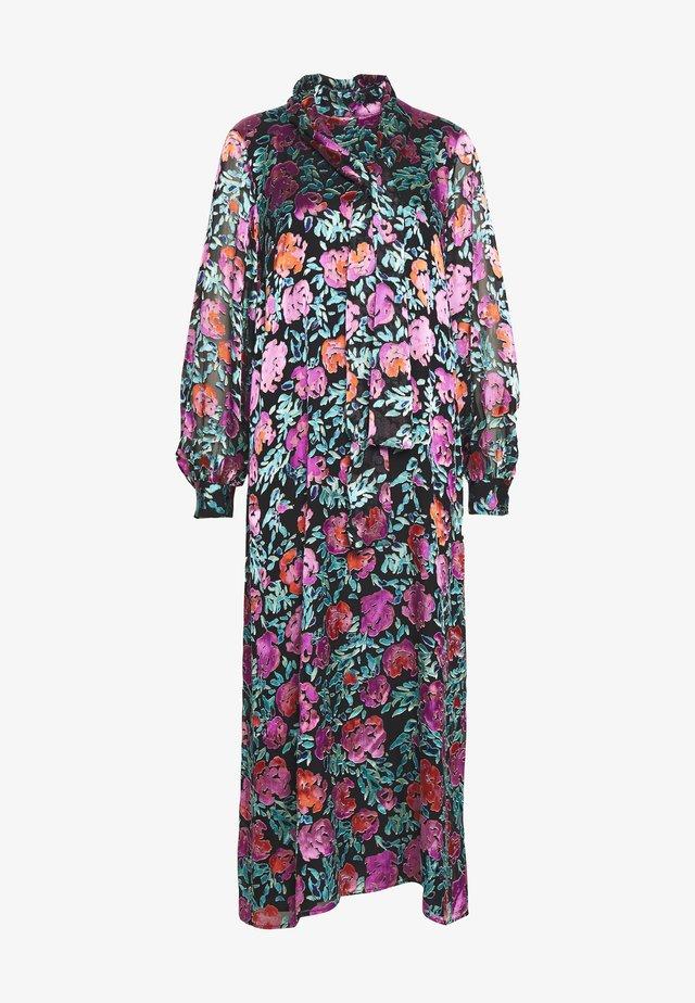 GROA DRESS - Hverdagskjoler - pink roses