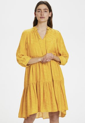VANAYA - Vestito estivo - golden yellow
