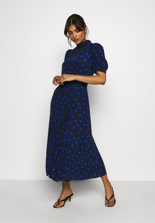 ANNALI MIDI DRESS - Day dress - navy blue
