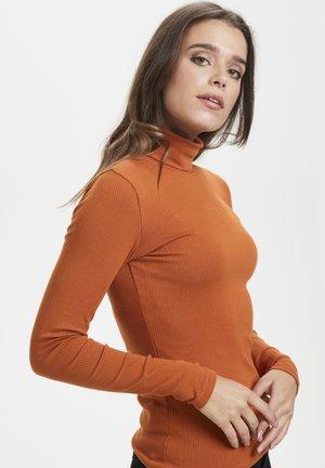 Jersey de punto - light brown
