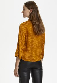 Gestuz - TABBYGZ - Button-down blouse - golden oak - 3