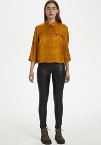 Gestuz - TABBYGZ - Button-down blouse - golden oak