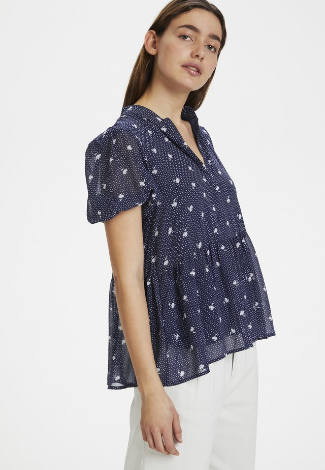 KAILAGZ  - Blouse - navy