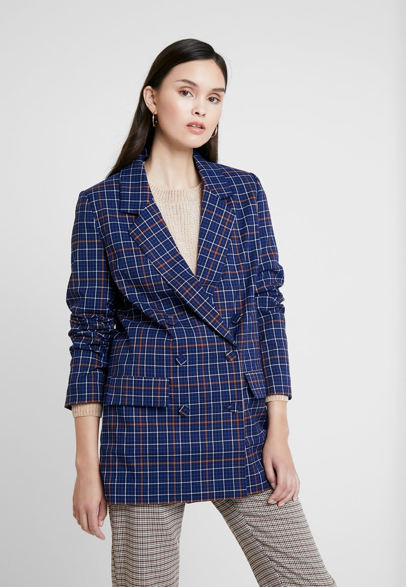 Gestuz - Short coat - blue