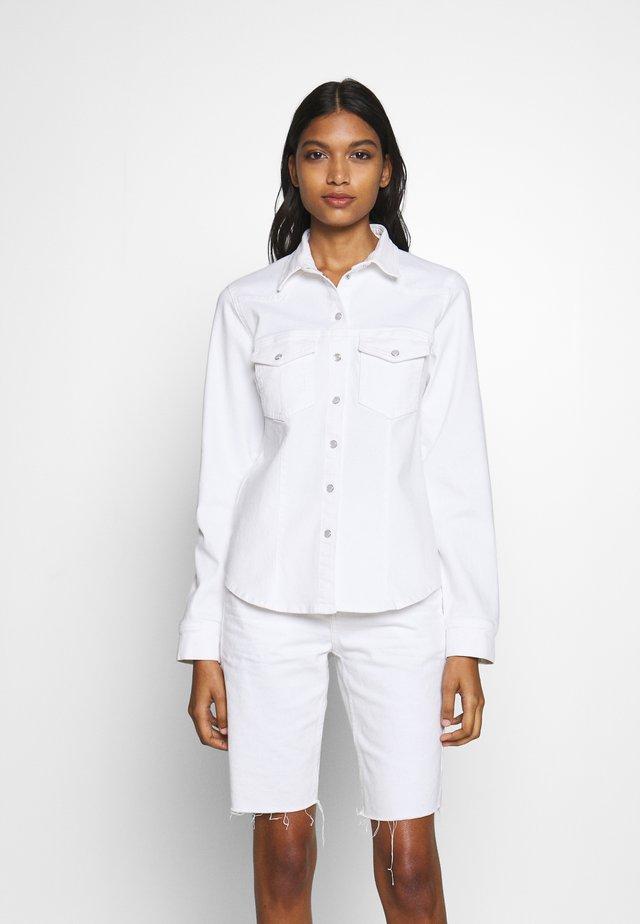 ASTRID - Koszula - bright white