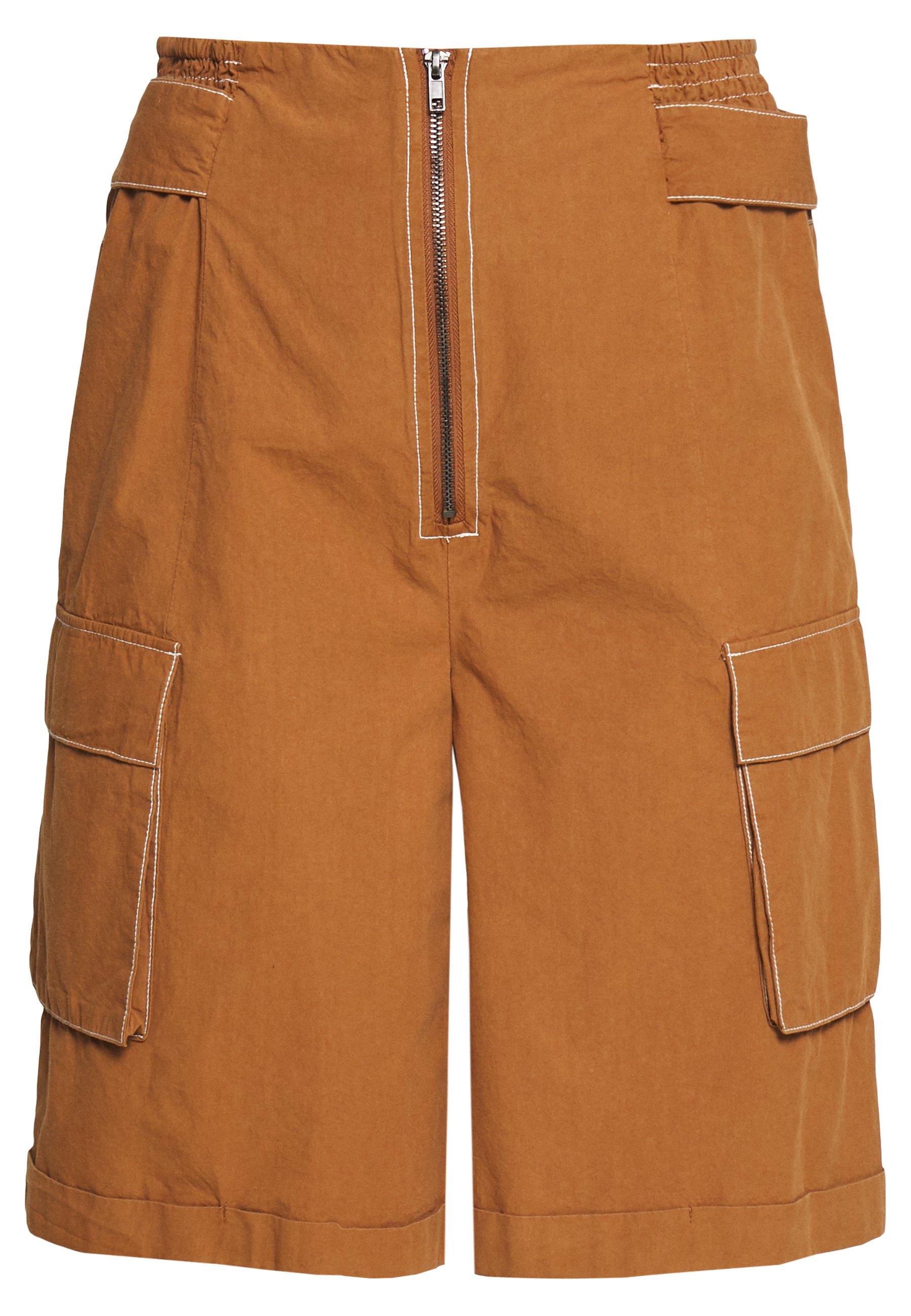 Gestuz STALIA - Shorts - toffee