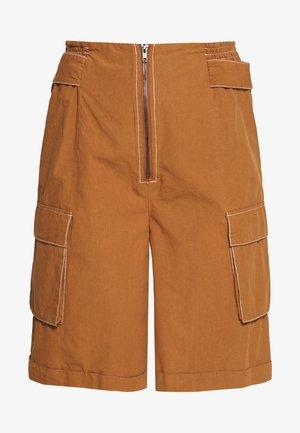 STALIA - Shorts - toffee