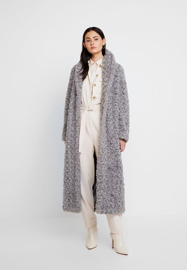 RYSSA COAT  - Zimní kabát - alloy