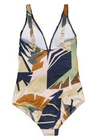 Gestuz - ARTYGZ - Swimsuit - pink multi art - 6