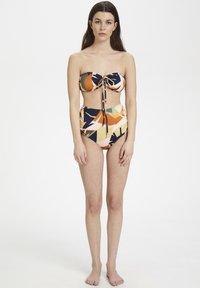 Gestuz - ARTYGZ - Bikini bottoms - pink multi art - 1