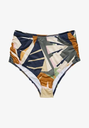 ARTYGZ - Bikini bottoms - pink multi art