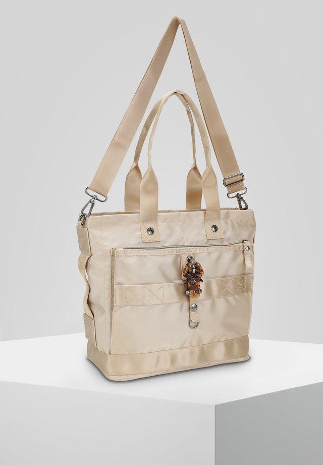 THE STYLER - Shopping Bag - havanna beige