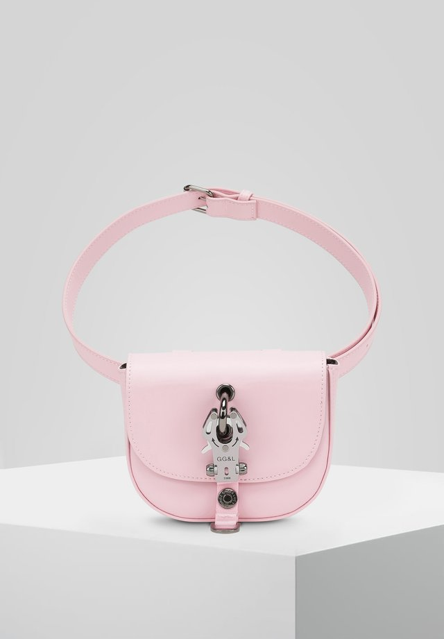 GALORE - Bum bag - rose