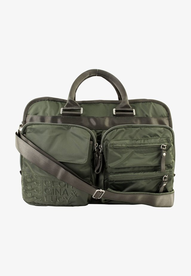 Laptop bag - olively