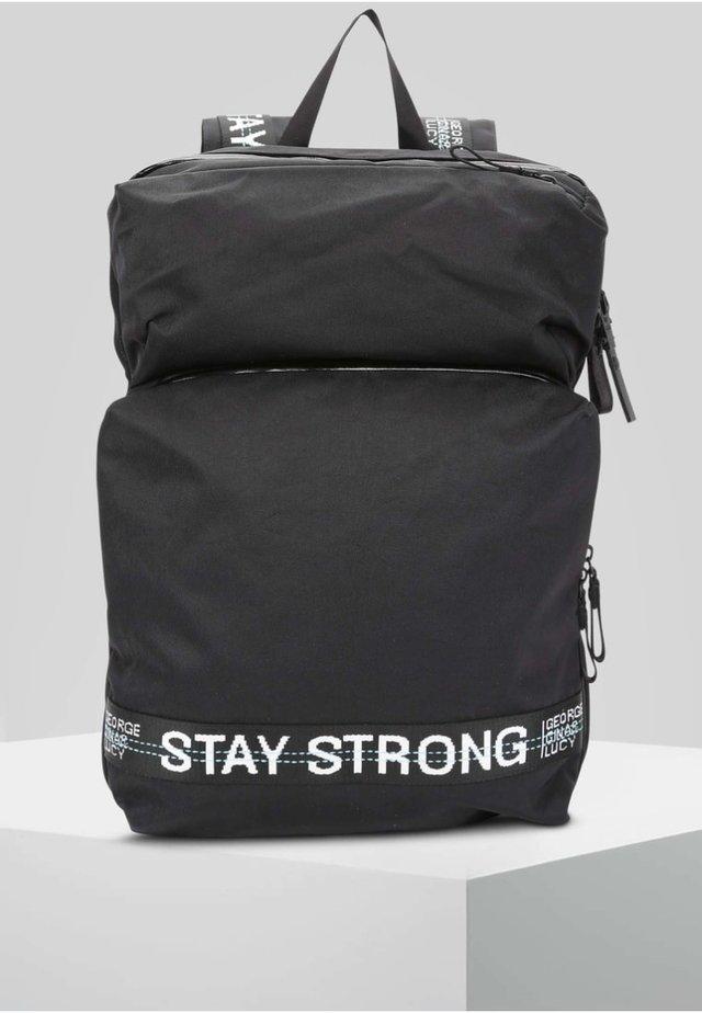 BOYZEGO - Sac à dos - black strong