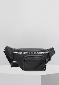 George Gina & Lucy - BELLY BEAN  - Marsupio - black - 0