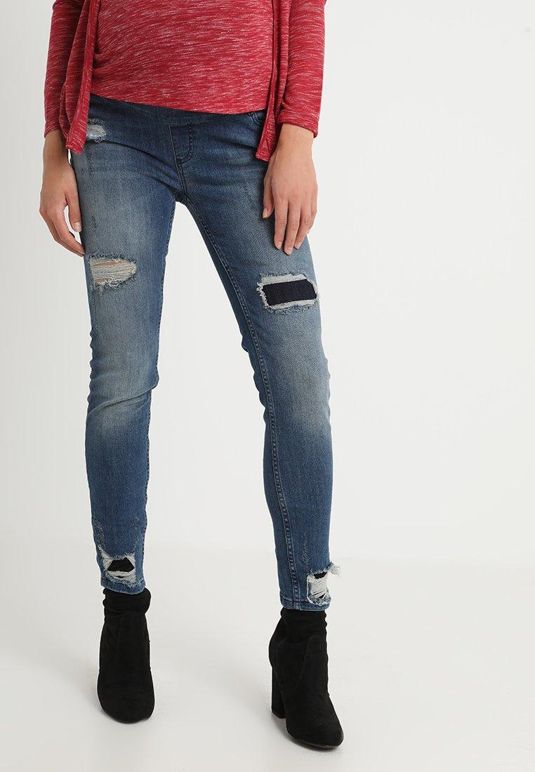 Gebe - SABINA - Jeans Skinny Fit - blue