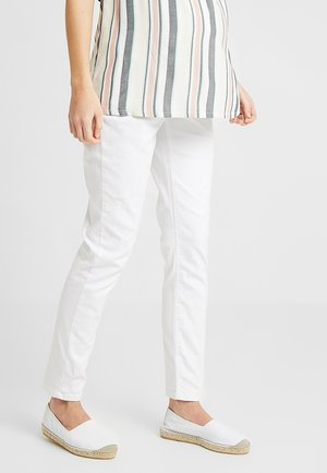 CLOUD - Jeans slim fit - white