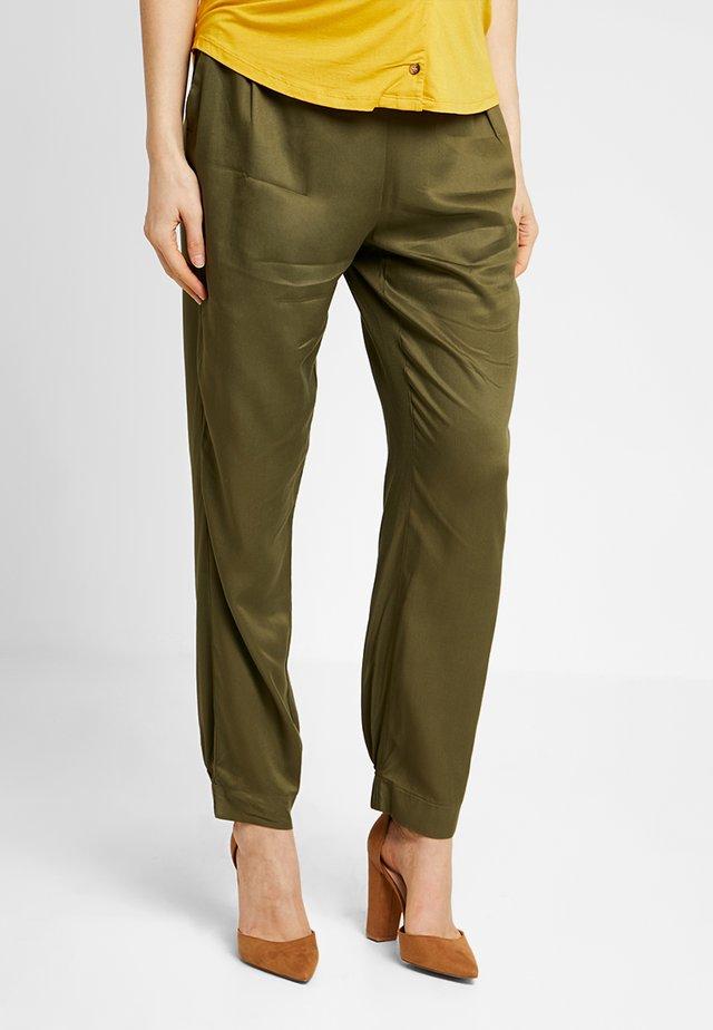MAX - Pantalon classique - khaki