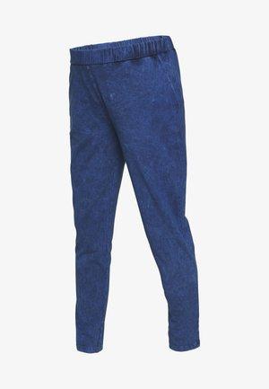 TROUSERS FLORANCE - Pantaloni - indigo blue