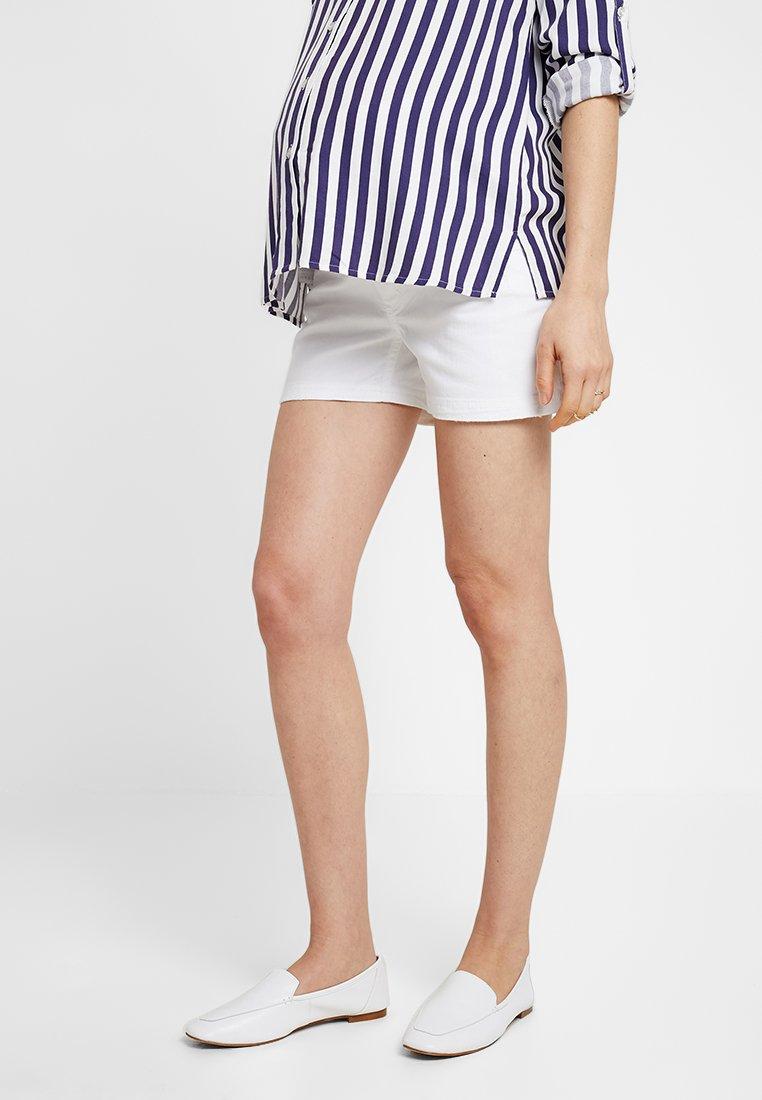 Gebe - DIMISA - Denim shorts - white