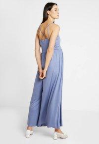 Gebe - OVERALL ROZALINDA - Jumpsuit - pane blue - 2