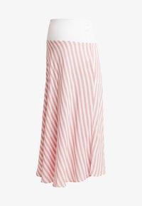 Gebe - SKIRT BREEZE - Maxi sukně - white/red - 3