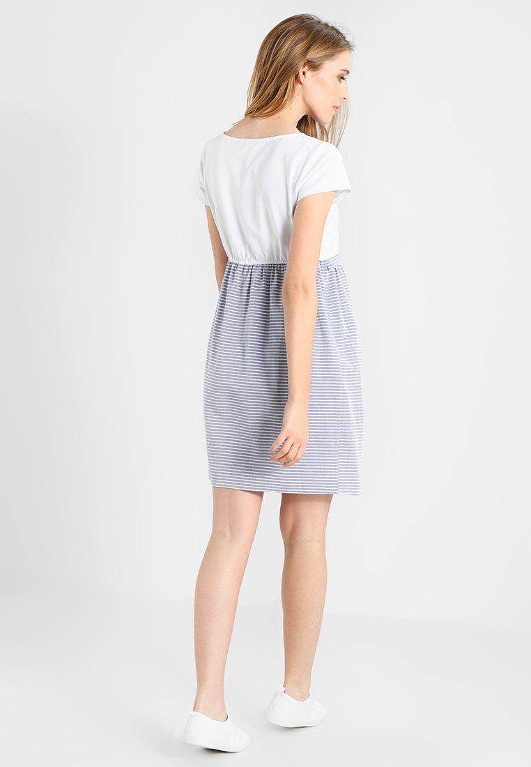Gebe DRESS LALIN - Sukienka z dżerseju - white