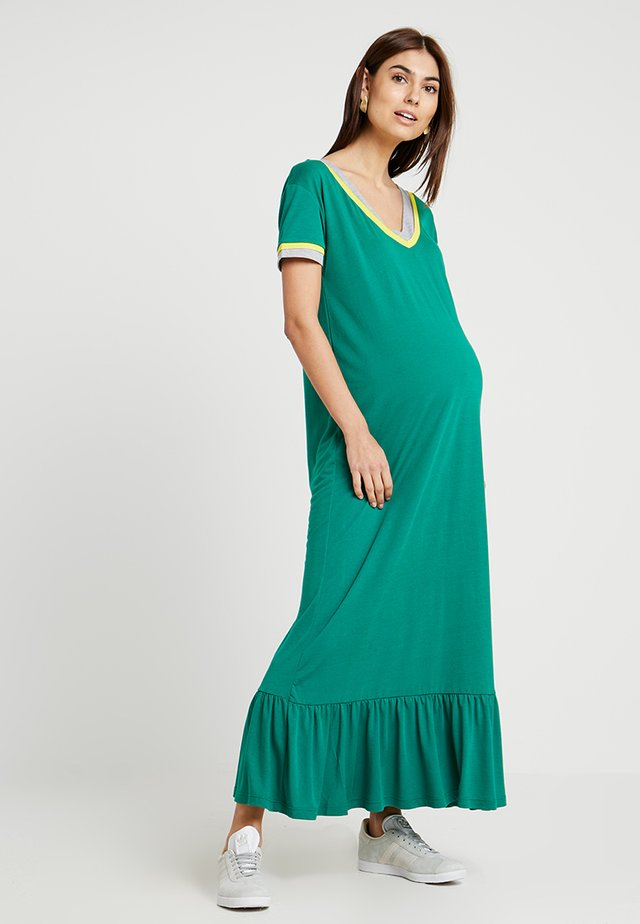 DRESS MAFALYA - Maxi šaty - green