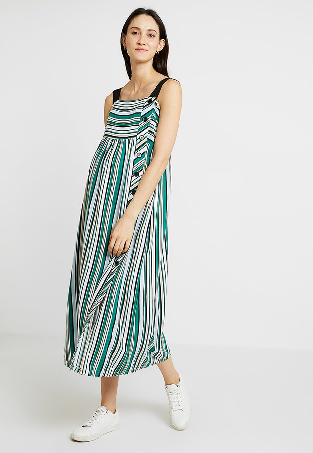 DRESS BOTANIC - Maxi-jurk - green